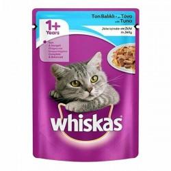 Whiskas Ton Balıklı Pouch Kedi Konservesi 100Gr