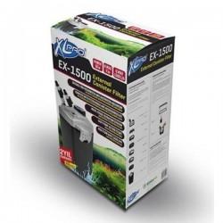 XLPRO EX-1500 Dış Filtre 1500L/H Dolu