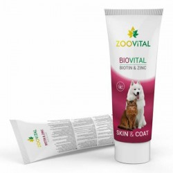 Zoo Vital Biovital Kedi ve Köpek Macunu 100 gr