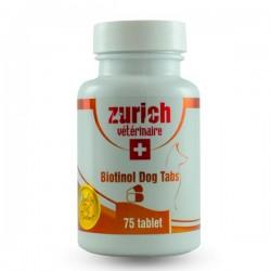 Zurich Köpek İçin Biotin Tüy Döküm Önleyici Tablet 75 Adet