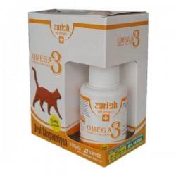 Zurich Cat Omega-3 100 ml Balık Yağı Tüy Döküm Önleyici