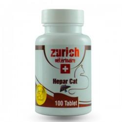 Zurich Hepar Cat 100 Tablet