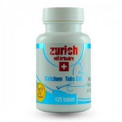 Zurich Kalsiyum Kedi Tableti 125 Tablet