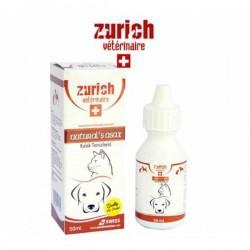 Zurich Kedi ve Köpekler İçin Kulak Temizleme Solüsyonu 50ml