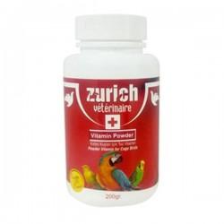 Zurich Kuş Toz Multivamini 200gr