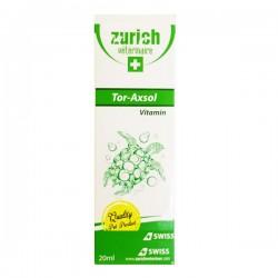 Zurich Tor Axsol Kaplumbağa Vitamini 20 ml